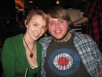 Jess and Jon