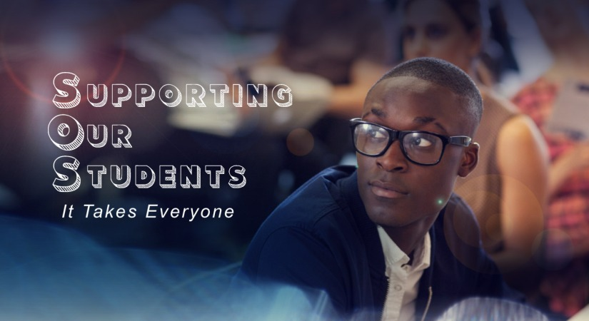 Supporting Our Students: It Takes Everyone